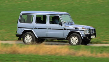 How I Learned To Stop Worrying And Love The Mercedes G-Wagen
