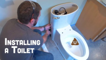 DIY Enthusiast Breaks Down How To Install A Toilet Step By Step
