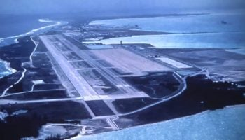 When Secret Mystery Planes Landed At The Air Bases Where I Was Stationed