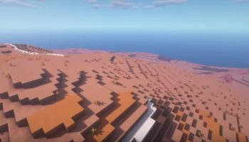Some Guy Found A Way To Recreate The Entire Earth On A 1:1 Scale In Minecraft