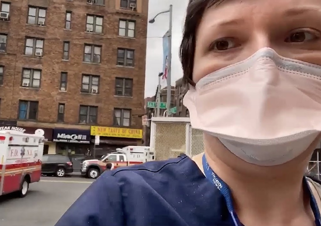 What It's Like Inside The Hospital At The Epicenter Of New York City's Coronavirus Outbreak