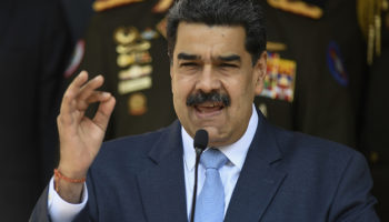 US Charges Venezuelan President Nicolás Maduro With Drug Trafficking