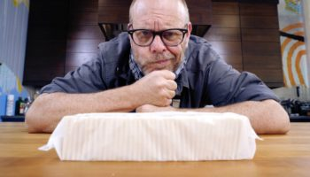 Alton Brown Has The Perfect Hack To Upgrade Saltine Crackers Into A Delicious Snack During Quarantine