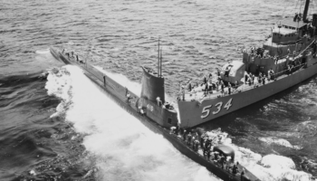 Found: The Cold War Wreck Of A World War II Submarine