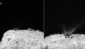 Watch Japanese Spacecraft Hayabusa2 Blast A 17.6-Meter-Wide Crater Into An Asteroid With A Cannon