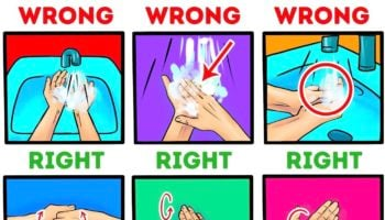 Have You Been Washing Your Hands The Wrong Way This Whole Time? Here's The Right Way