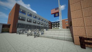 Bronx Science Students Re-Created Their School On Minecraft