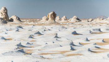Bahariya And Farafra: Egypt's Bizarre, Desert Landscape