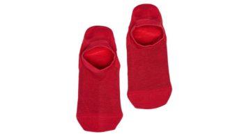 Kick Your Feet Up, And Enjoy The Comfort Of Guaranteed Zero-Slippage Premium Bamboo Yarn On Your Feet