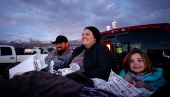 A Moment For Drive-In Movie Theaters, In Photos