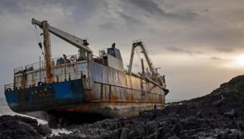 The Mysterious Final Voyage Of The Alta, Ireland's Doomed Ghost Ship