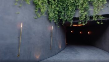 Take A Look Inside This $40.5 Million San Francisco Mansion Equipped With Its Own 'Batcave'