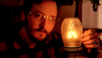 How To Build A DIY Carbon Filament Light Bulb From Scratch