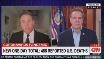 CNN Anchor Chris Cuomo Asked His Brother Andrew Cuomo Whether He'd Run For President, And We're Now Gifted With This Hilarious Exchange