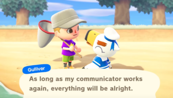 Why The Language Spoken In 'Animal Crossing' Is Different In Japan