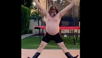 Jack Black Celebrating Joining TikTok With A Glorious Dance Is The Best Video You'll Watch Today