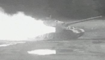 The Soviet Union's Rocket Tank Was An Explosively Bad Idea