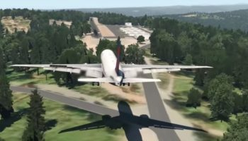 A Virtual Demonstration Of Why Pilots Hate Landing At The Georgetown Municipal Airport