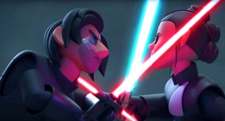 Here's The Original Script For Colin Trevorrow's Unrealized Star Wars Episode 9 Film — Transformed Into A Slick Animated Short - Digg