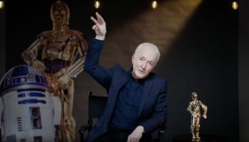 Anthony Daniels Explains What It Was Like Wearing The C-3PO Costumes