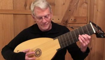 Incredibly Talented Lute Player Puts A Baroque Spin On 'While My Guitar Gently Weeps'