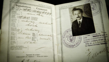 Einstein On The Practical Matters Of Being German And Jewish