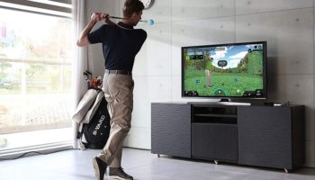 Brush Up On Your Golf Game At Home With These Six Systems