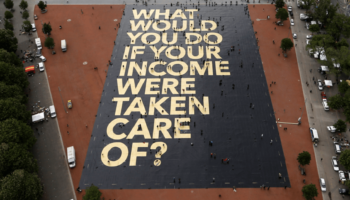 The Complexities Of A Universal Basic Income