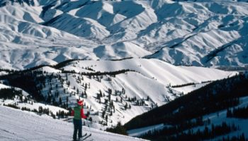 Why An Idaho Ski Destination Has One Of The Highest COVID-19 Rates In The Nation