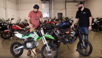 The Cheapest Dirt Bike You Can Buy On Amazon Compared With The Most Expensive One