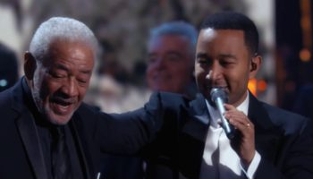 Watch Bill Withers, Stevie Wonder And John Legend Perform 'Lean On Me' At The 2015 Rock & Roll Hall Of Fame Induction Ceremony