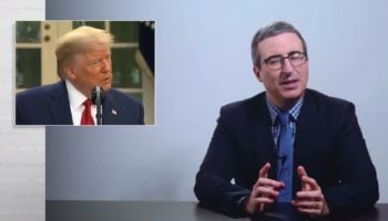 John Oliver Goes Deep Into OAN, Trump's Favorite 'News' Network