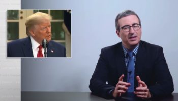 John Oliver Goes Deep Into OAN, Trump's Favorite 'News' Network