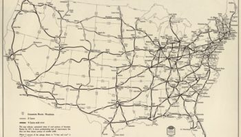 Visualizing The Footprint Of Highways In American Cities