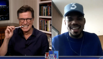 Colbert Impresses Chance The Better By Knowing The Rapper's Lyrics Better Than Him