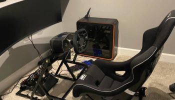 I Spent $8,085 To Build My Pro Sim Racing Rig. Here's What I Bought