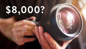 Photographer Tests Out Whether A $8,000 Nikon Camera Lens Is Actually Worth The Money