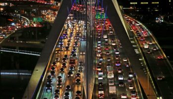 Turns Out, Traffic Spreads Like The Coronavirus