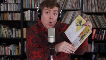 Here's A Man Spitting Dr. Seuss Tongue-Twisters Over A Dr. Dre Hip-Hop Beat