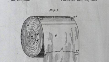Wipe Out: The Curious History Of Toilet Paper