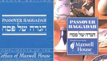 How The Maxwell House Haggadah Found A Permanent Place At The Seder Table