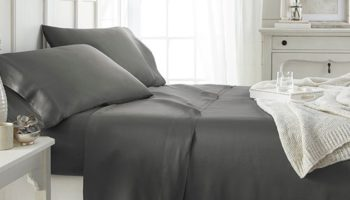 Get A Luxury Bamboo Sheet Set For Almost $200 Off
