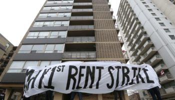 'If Thousands Of People Couldn't Pay Rent April 1, We'll Have Millions In May'