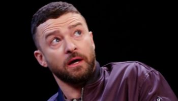 Justin Timberlake Will Never Forget What Marilyn Manson Told Him At A Party