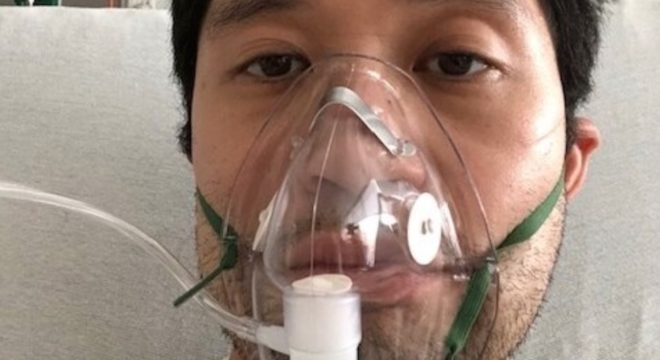 I Spent Six Days On A Ventilator With COVID-19. It Saved Me, But My Life Is Not The Same