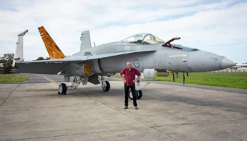 This Man Owns The World's Most Advanced Private Air Force After Buying 46 F/A-18 Hornets