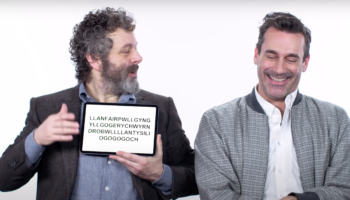 Let A Star Cast Of Actors Help You Brush Up On British Slang