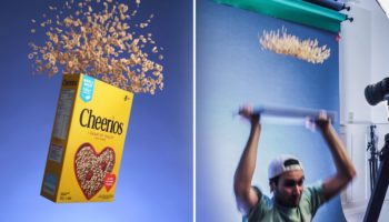 Filmmaker Gives Cool Behind-The-Scenes Look At How He Made A Cereal Commercial In His Living Room