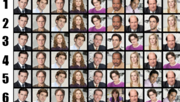 The 'Office' Cast Members Who Had The Most Screen Time In Each Season, Charted