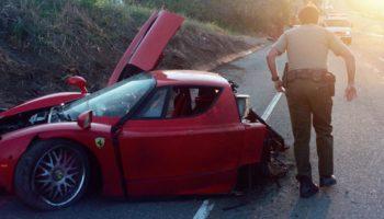 How The Fiery Crash Of A Ferrari Enzo Exposed A Billion-Dollar Scam (2016)